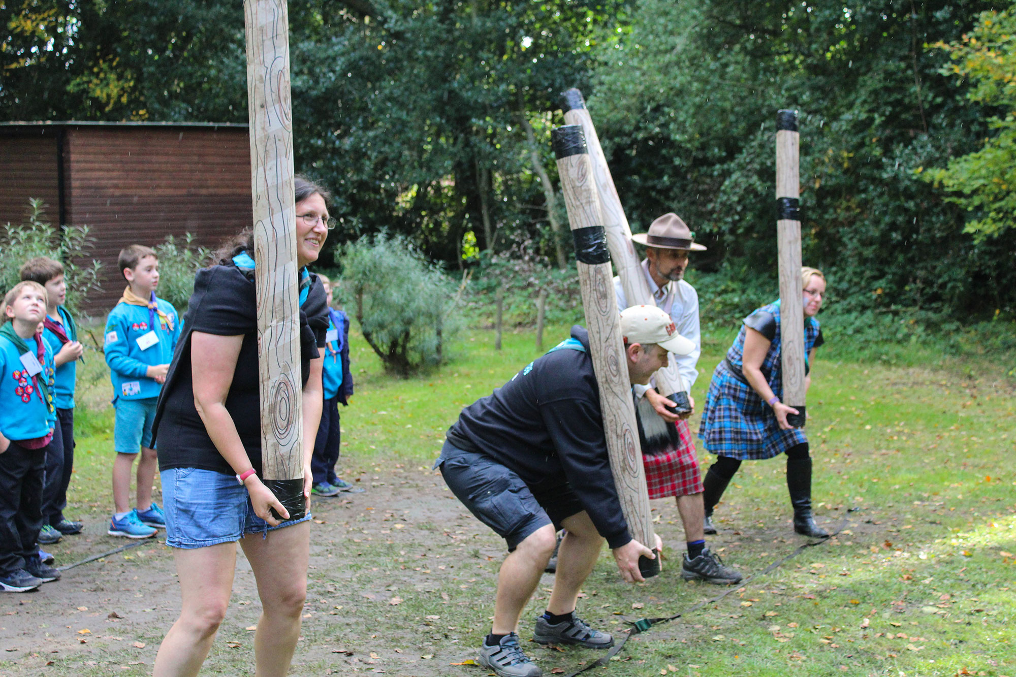 District Beaver Highland Games and Damboree
