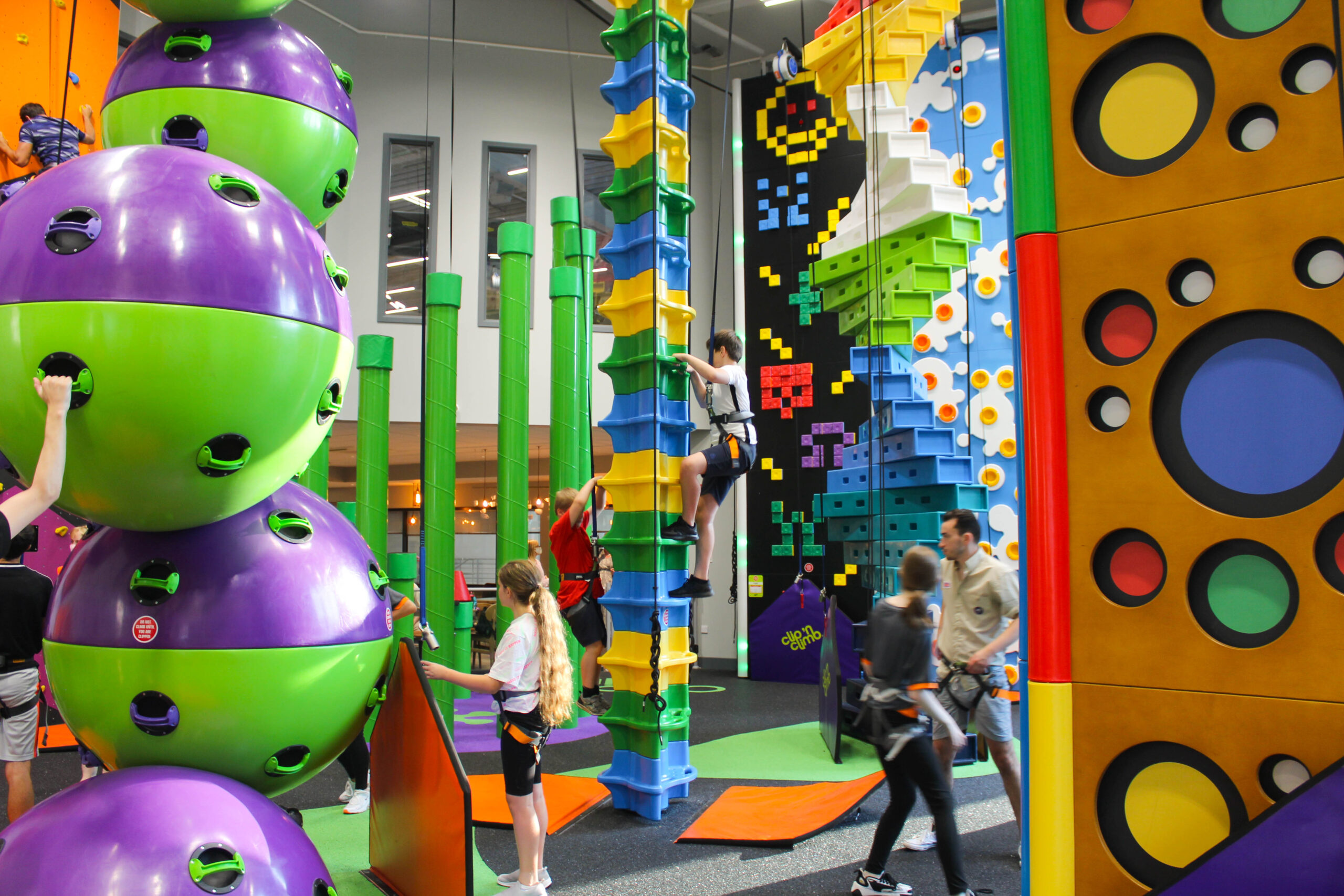 4th Frimley Scouts at Places Leisure Camberley (July 2021)