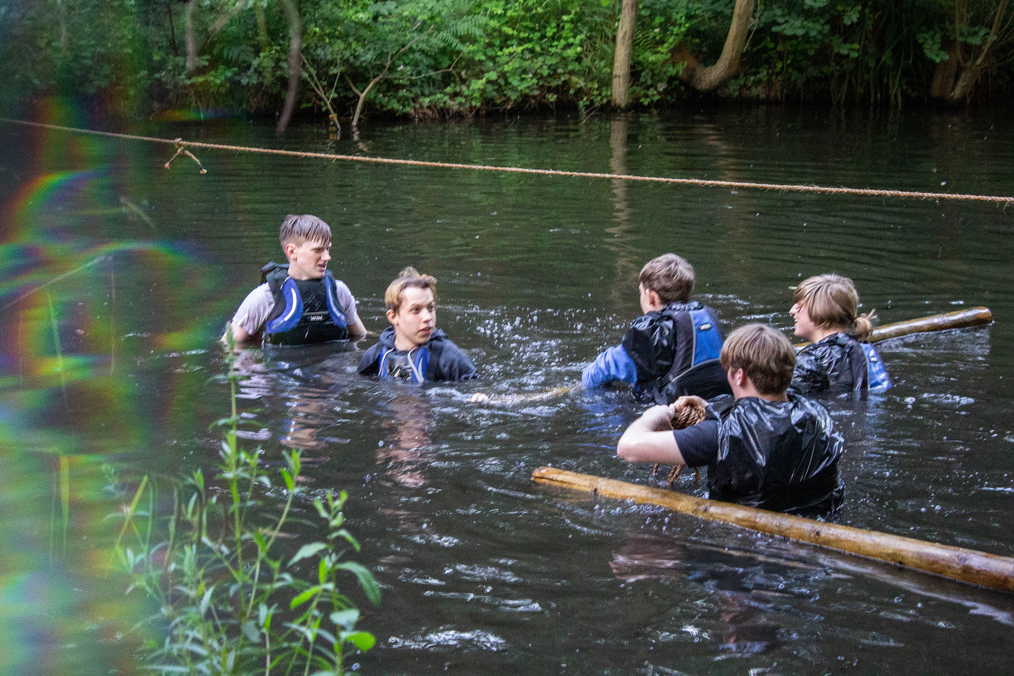 District Explorer Evening – Crossing the Canal