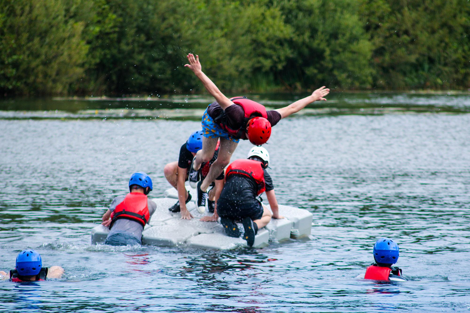 District Explorer Summer Camp